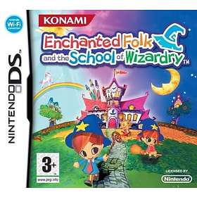Enchanted Folk and the School of Wizardry (DS)