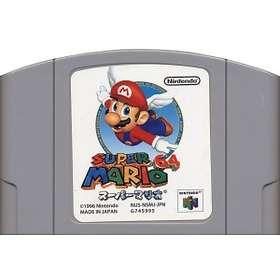 Super Mario 64 (JPN) (N64)