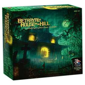 Betrayal at: House On the Hill