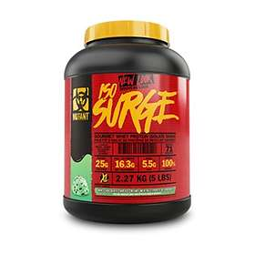 Mutant Nutrition Iso Surge 2,27kg