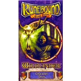 Fantasy Flight Games Runebound: Wildlander (exp.)