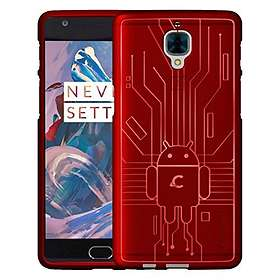 Cruzerlite Bugdroid Circuit Case for OnePlus 3/3T