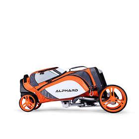 Alphard Golf Duo Cart Deluxe