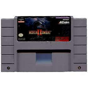 Mortal Kombat 2 (USA) (SNES)