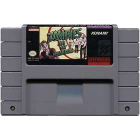 Zombies Ate My Neighbors (USA) (SNES)