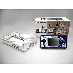Nintendo GameBoy Micro - Final Fantasy IV Limited Edition (Japan-import)