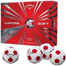 Callaway Chrome Soft Truvis (12 bollar)