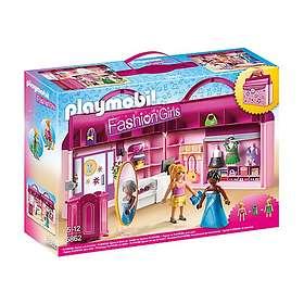 Playmobil Fashion Girls 6862 Take Along Fashion Boutique
