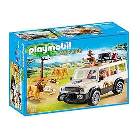 Playmobil Wild Life 6798 Safari Truck with Lions