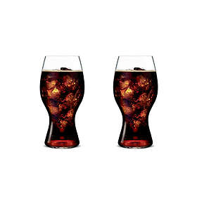 Riedel O Coca Cola To Go Dricksglas 48cl 2-pack
