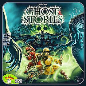 Asmodée Ghost Stories