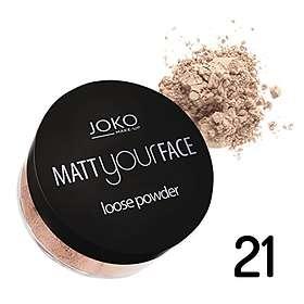 Joko Matt Your Face Loose Powder