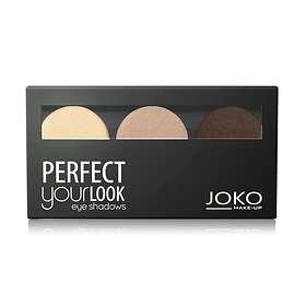 Joko Perfect Your Look Eyeshadow Trio