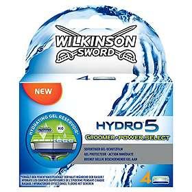 Wilkinson Sword Hydro 5 Power Select & Groomer 4-pack
