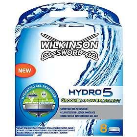 Wilkinson Sword Hydro 5 Power Select & Groomer  8-pack