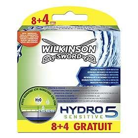 Wilkinson Sword Hydro 5 Sensitive 12-pack