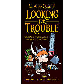 Steve Jackson Games Munchkin: Quest 2 - Looking for Trouble (exp.)