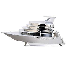 Lian Li PC-Y6 Odyssey Yacht (Silver/Transparent)