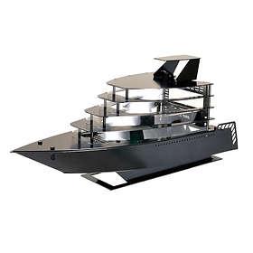 Lian Li PC-Y6 Odyssey Yacht (Svart/Transparent)