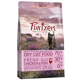 Purizon Cat Kitten Chicken & Fish 2,5kg