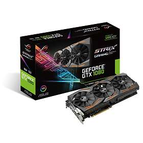 Asus GeForce GTX 1080 Strix Gaming 2xHDMI 2xDP 8GB