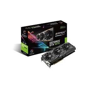 Asus GeForce GTX 1070 Strix Gaming 2xHDMI 2xDP 8GB