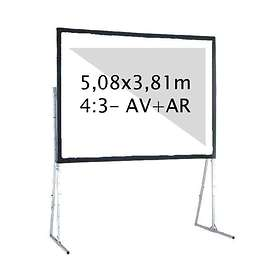 "Kimex Valise Screen Front Projection Matt White 16:9 250"" (508x381)"