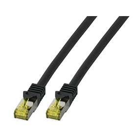 Intellinet S/FTP Cat7 RJ45 - RJ45 LSZH 2m