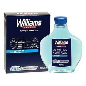 Williams Expert Aqua Velva After Shave Lotion Splash 200ml