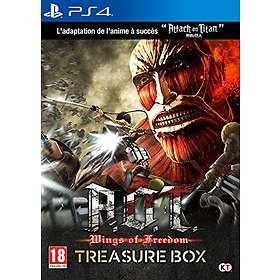 Attack on Titan: Wings of Freedom - Treasure Box Edition