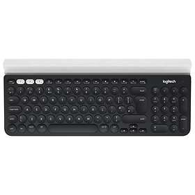 Logitech Multi-Device Wireless Keyboard K780 (Nordique)