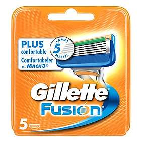 Gillette Fusion 5-pack