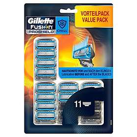 Gillette Fusion ProShield Chill 11-pack