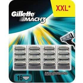 Gillette Mach3 16-pack