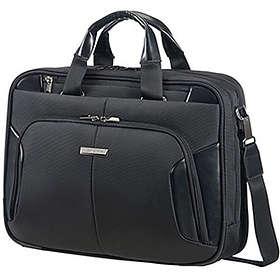 materiale selezionato stile classico prezzo basso Samsonite XBR Laptop Briefcase 2 Compartments 15,6