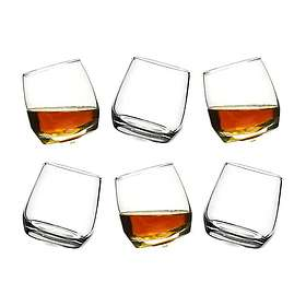 Sagaform Bar Whiskyglas 20cl 6-pack