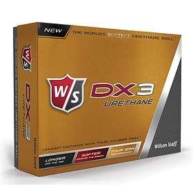 Wilson Staff DX3 Urethane (12 bollar)