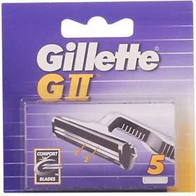 Gillette GII 5-pack