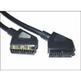 MicroConnect Scart - Scart 3m