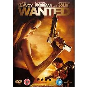 Wanted (2008) (UK)