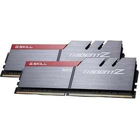 G.Skill Trident Z Silver/Red DDR4 3300MHz 4x8GB (F4-3300C16Q-32GTZ)