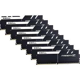 G.Skill Trident Z Black/White DDR4 3200MHz 8x16GB (F4-3200C16Q2-128GTZKW)