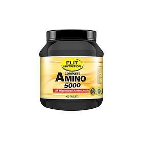 Elit Nutrition Complete Amino 5000 400 Tabletter