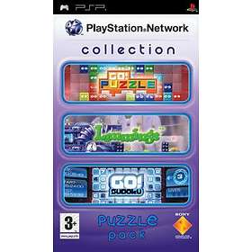 Playstation Network Collection: Puzzle Pack (PSP)