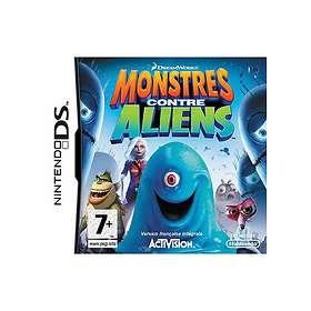 Monsters vs. Aliens (DS)