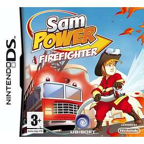 Sam Power: Fire-Fighter (DS)