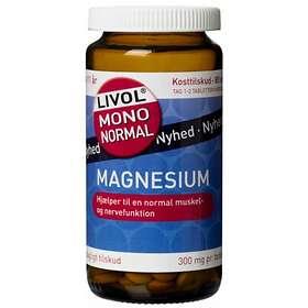 Livol Mono Normal Magnesium 80 Tabletter