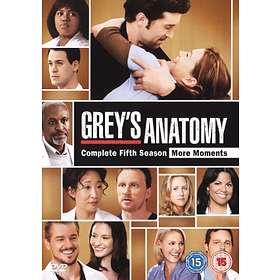 Grey's Anatomy - Season 5 (UK)
