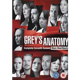 Grey's Anatomy - Season 7 (UK)