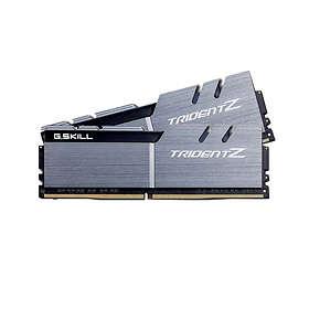 G.Skill Trident Z Silver/Black DDR4 3200MHz 2x16GB (F4-3200C15D-32GTZSK)